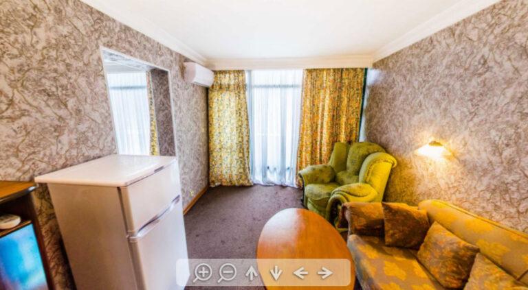 3-х комнатный 3-х местный «Семейный» 2 корпуса