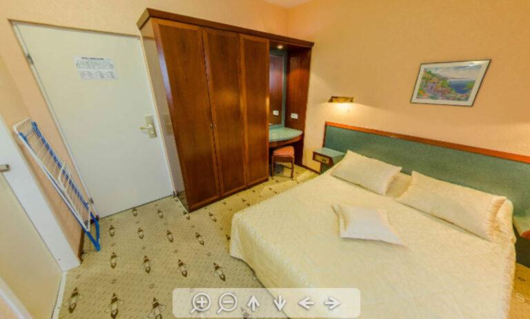 1-комнатный 2-х местный «Стандарт» 1 корпуса